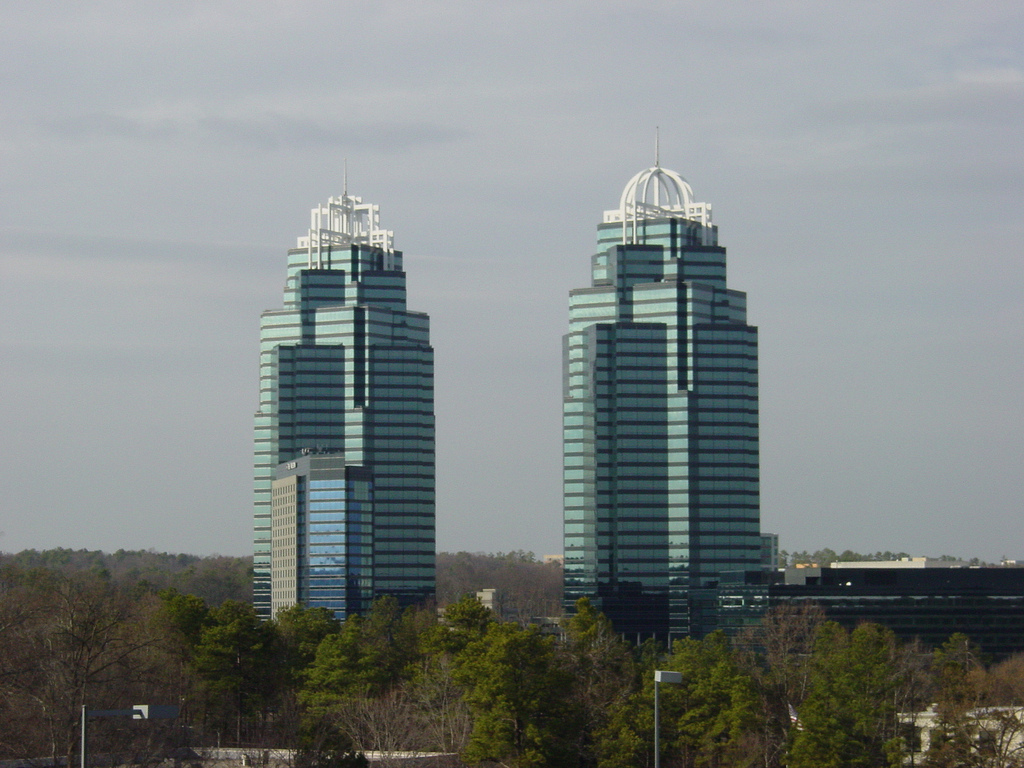 King & Queen Towers Atlanta