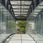 Glass Pedestrian Bridge 2