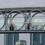 Glass Pedestrian Bridge 3