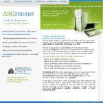 ASC Internet Website