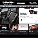 United Tint Website
