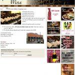 Wine Factory Website